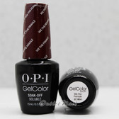 OPI GelColor WE THE FEMALE  GC W64 15ml 0.5oz Washington DC Collection UV LED Gel Nail Polish #GCW64