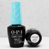 OPI GelColor I BELIEVE IN MANICURES  HP H01 15ml 0.5oz Breakfast At Tiffany's Collection UV LED Gel Nail Polish #HPH01