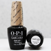 OPI GelColor FIVE-AND-TEN  HP H05 15ml 0.5oz Breakfast At Tiffany's Collection UV LED Gel Nail Polish Five and Ten #HPH05