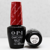 OPI GelColor GOT THE MEAN REDS  HP H08 15ml 0.5oz Breakfast At Tiffany's Collection UV LED Gel Nail Polish #HPH08