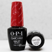 OPI GelColor FIRE ESCAPE RENDEZVOUS  HP H09 15ml 0.5oz Breakfast At Tiffany's Collection UV LED Gel Nail Polish #HPH09