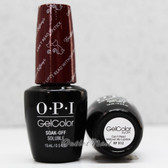 OPI GelColor CAN'T READ WITHOUT MY LIPSTICK  HP H12 15ml 0.5oz Breakfast At Tiffany's Collection UV LED Gel Nail Polish #HPH12