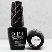 OPI GelColor I'LL HAVE A MANHATTAN  HP H14 15ml 0.5oz Breakfast At Tiffany's Collection UV LED Gel Nail Polish #HPH14