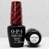 OPI GelColor RING THE BUZZER AGAIN  HP H16 15ml 0.5oz Breakfast At Tiffany's Collection UV LED Gel Nail Polish #HPH16