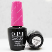 OPI GelColor TWO-TIMING THE ZONES  GC F80 15ml 0.5oz FIJI Collection UV LED Gel Nail Polish #GCF80