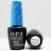 OPI GelColor DO YOU SEA WHAT I SEA?  GC F84 15ml 0.5oz FIJI Collection UV LED Gel Nail Polish #GCF84