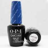 OPI GelColor SUPER TROP-I-CAL-I-FIJI-ISTIC  GC F87 15ml 0.5oz FIJI Collection UV LED Gel Nail Polish #GCF87