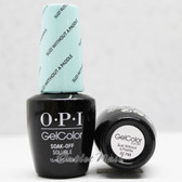 OPI GelColor SUZI WITHOUT A PADDLE  GC F88 15ml 0.5oz FIJI Collection UV LED Gel Nail Polish #GCF88