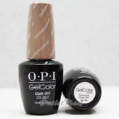 OPI GelColor COCONUTS OVER OPI  GC F89 15ml 0.5oz FIJI Collection UV LED Gel Nail Polish #GCF89