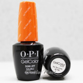 OPI GelColor NO TAN LINES  GC F90 15ml 0.5oz FIJI Collection UV LED Gel Nail Polish #GCF90