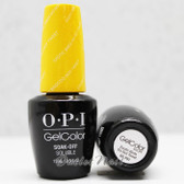 OPI GelColor EXOTIC BIRDS DO NOT TWEET  GC F91 15ml 0.5oz FIJI Collection UV LED Gel Nail Polish #GCF91
