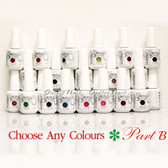 GELISH HARMONY - PART B Soak Off Gel Nail Polish Color Coat Base Top pH Bond Oil UV Nail - Pick ANY