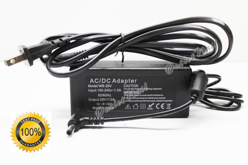 AC Adapter Power Supply For HD 2800200 OPI LED LAMP 2017 GL902 GL 902 Nail  Light