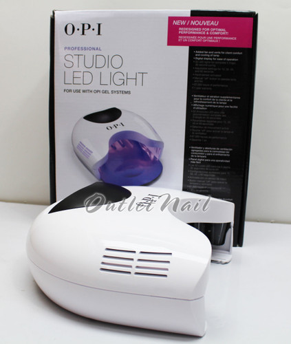 Opi Studio Led Light Gl901: OPI GelColor STUDIO LED LIGHT Lamp Gel Dryer 110V- 240V