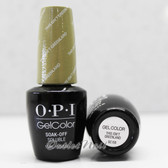 OPI GelColor THIS ISN'T GREENLAND GC I58 15ml 0.5oz ICELAND Fall 2017 Collection UV LED Gel Nail Polish #GCI58