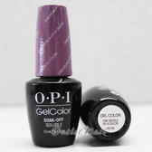 OPI GelColor ONE HECKLA OF A COLOR! GC I62 15ml 0.5oz ICELAND Fall 2017 Collection UV LED Gel Nail Polish #GCI62