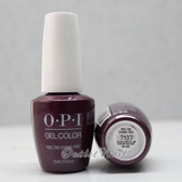 OPI GelColor FEEL THE CHEMIS-TREE HP J05 15ml 0.5oz XOXO Holiday 2017 Collection UV LED Gel Nail Polish #HPJ05