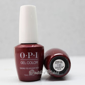 OPI GelColor SENDING YOU HOLIDAY HUGS HP J08 15ml 0.5oz XOXO Holiday 2017 Collection UV LED Gel Nail Polish #HPJ08