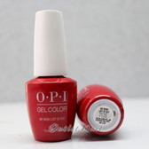 OPI GelColor MY WISH LIST IS YOU HP J10 15ml 0.5oz XOXO Holiday 2017 Collection UV LED Gel Nail Polish #HPJ10