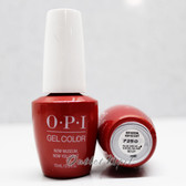OPI GelColor NOW MUSEUM, NOW YOU DON'T GC L21 15ml 0.5oz LISBON Spring Summer 2018 Collection UV LED Gel Nail Polish #GCL21