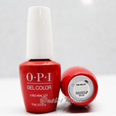 OPI GelColor A RED-VIVAL CITY  GC L22 15ml 0.5oz LISBON Spring Summer 2018 Collection UV LED Gel Nail Polish #GCL22