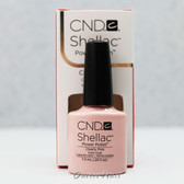 CND Shellac UV Gel Polish - CLEARLY PINK 40523 7.3ml 0.25oz Pale Pink Basic Collection