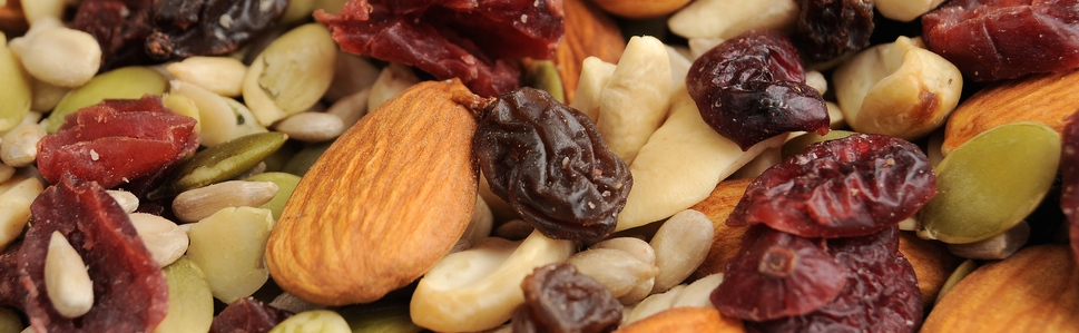 Fresh Trail Mix & Nut Mix