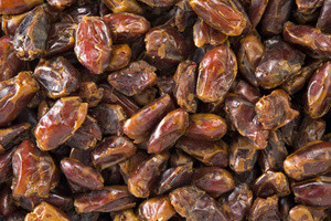 Bulk Dried Pitted Dates. Sold by the LB.