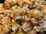".Small bag (4oz) - ARGIRES ""Downtown Chicago Style"" CARAMEL CORN"