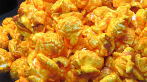 Gourmet Argires Popcorn Cheese Flavor. 16oz bag. Intensely Memorable cheddar cheese taste. Chicago Downtown Style Quality. Made fresh for great taste. Packed fresh for big smiles.