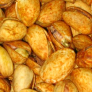 Chili Limon (Lemon) Flavored In Shell Pistachios. Sold By the LB. Dry roasted.