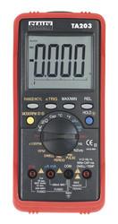 Sealey TA203 Digital Automotive Multimeter 15 Function Bar Graph/PC Link