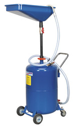 Sealey AK451DX Waste Oil Drainer 65ltr Air Discharge