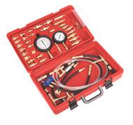Sealey VSE210 Fuel Injection Pressure Test Kit