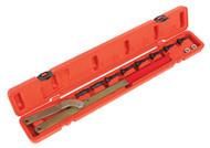 Sealey VS783 Universal Pulley & Fan Clutch Holder Set