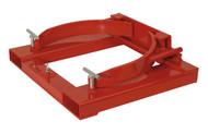 Sealey DG02 Forklift Drum Clamp Single 205ltr
