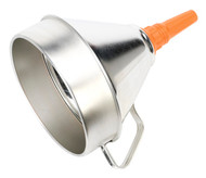 Sealey FM20 Funnel Metal with Filter ¯200mm