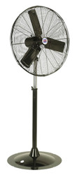 "Sealey HVSF30 Industrial High Velocity Oscillating Pedestal Fan 30"" 230V"