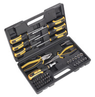 Siegen S0612 Tool Kit 45pc