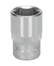 "Sealey S1412 WallDrive¨ Socket 12mm 1/4""Sq Drive"