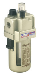 Sealey SA106L Air Lubricator Max Airflow 60cfm