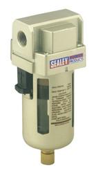 Sealey SA106F Air Filter Max Airflow 53cfm