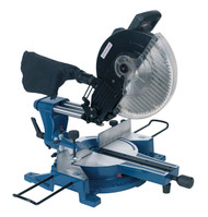 Sealey SMS12 Compound Sliding Mitre Saw 305mm 230V