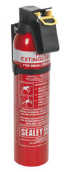 Sealey SDPE009D Fire Extinguisher 0.95kg Dry Powder - Disposable