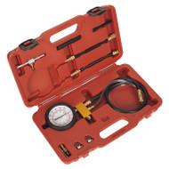 Sealey VSE211 Fuel Injection Pressure Test Kit - Test Port
