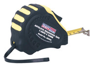 Sealey AK995 Autolock Measuring Tape 7.5mtr(25ft) x 25mm Metric/Imperial