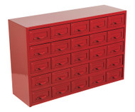 Sealey APDC25 Metal Cabinet Box 25 Drawer