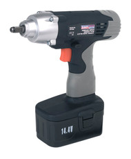 "Sealey CP1440 Cordless Impact Wrench 14.4V 3/8""Sq Drive 150lb.ft"