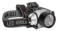 Sealey HT07LED Head Torch 12 LED 3 x AAA Cell