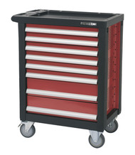 Sealey AP2408 Rollcab 8 Drawer with Ball Bearing Runners